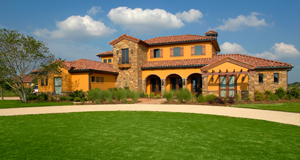 Building Texas Hill Country Homes In Comanche Trace